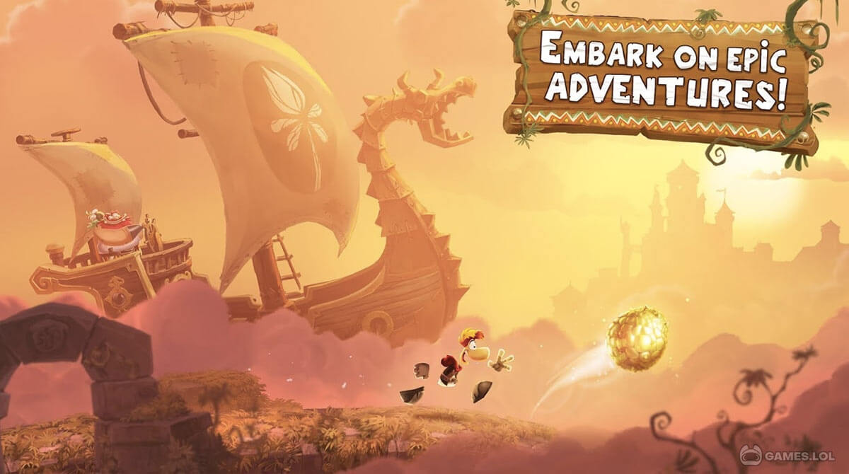 download rayman 1 for pc free