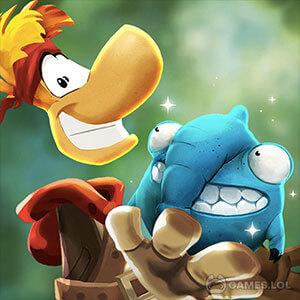 Play Rayman Adventures on PC