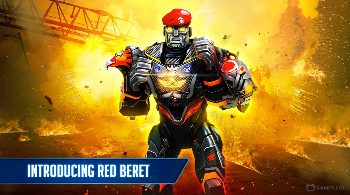 real steel download PC free
