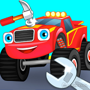 Play Repair Machines – Monster Trucks on PC