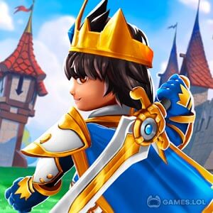 Play Royal Revolt 2: Tower Defense RPG and War Strategy on PC