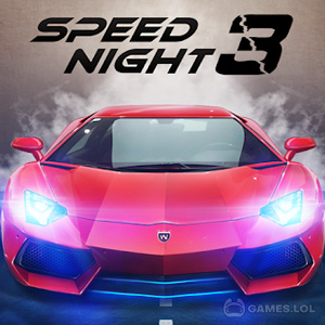 Play Speed Night 3 : Asphalt Legends on PC