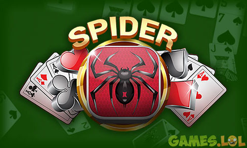 Play Spider Solitaire on PC