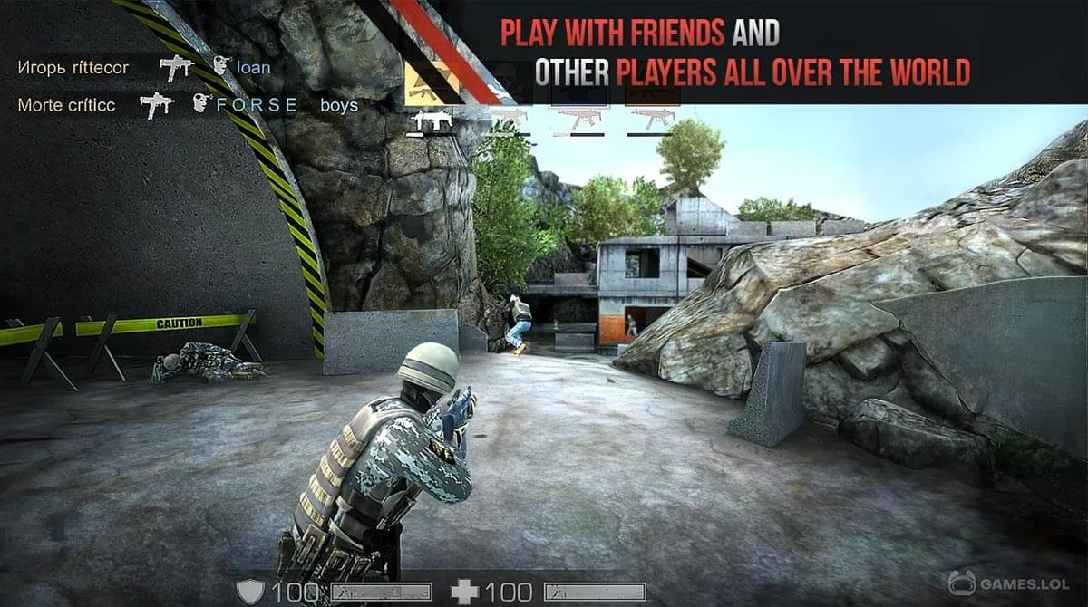 standoff multiplayer download free