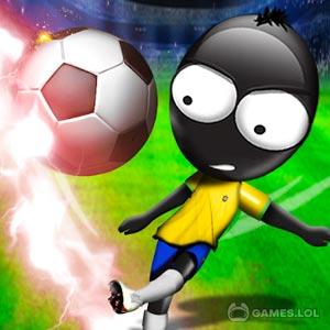 Play Stickman Soccer 2014 on PC