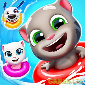 Play Talking Tom Pool – Puzzle Game on PC