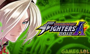 Play The King Of Fighters on PC