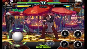 the king of fighters iori
