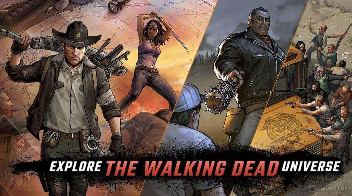 the walking dead download free