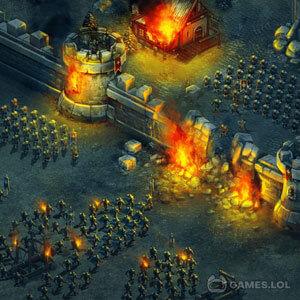 Play Throne Rush on PC