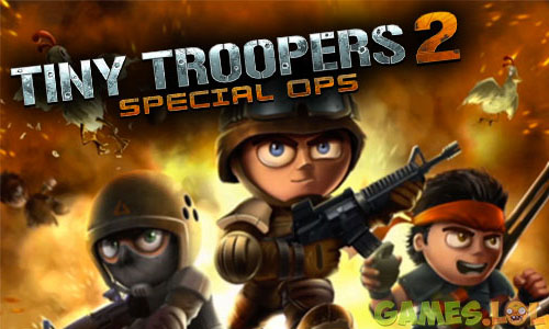 Play Tiny Troopers 2: Special Ops on PC