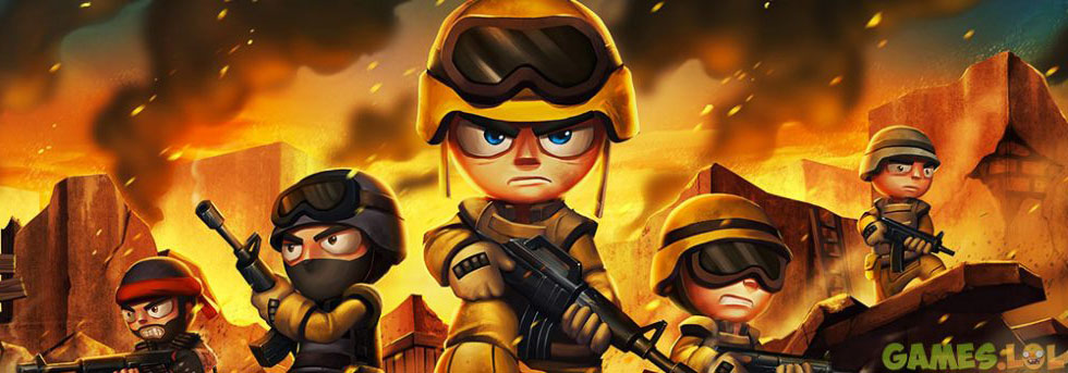 Tiny Troopers 2: Special Ops Free PC Download