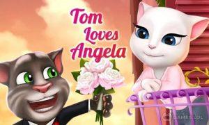 Play Tom Loves Angela on PC