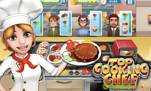 Top Cooking Chef Best PC Games