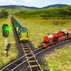 Play Train Racing – Train Games on PC