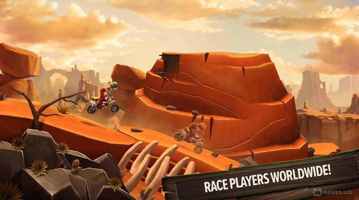 Trials Frontier | #1 Extreme Bike Racing Game for Free
