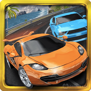 Play Turbo Driving Racing 3D on PC