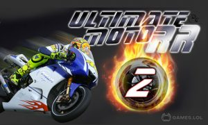 Play Ultimate Moto RR 2 on PC