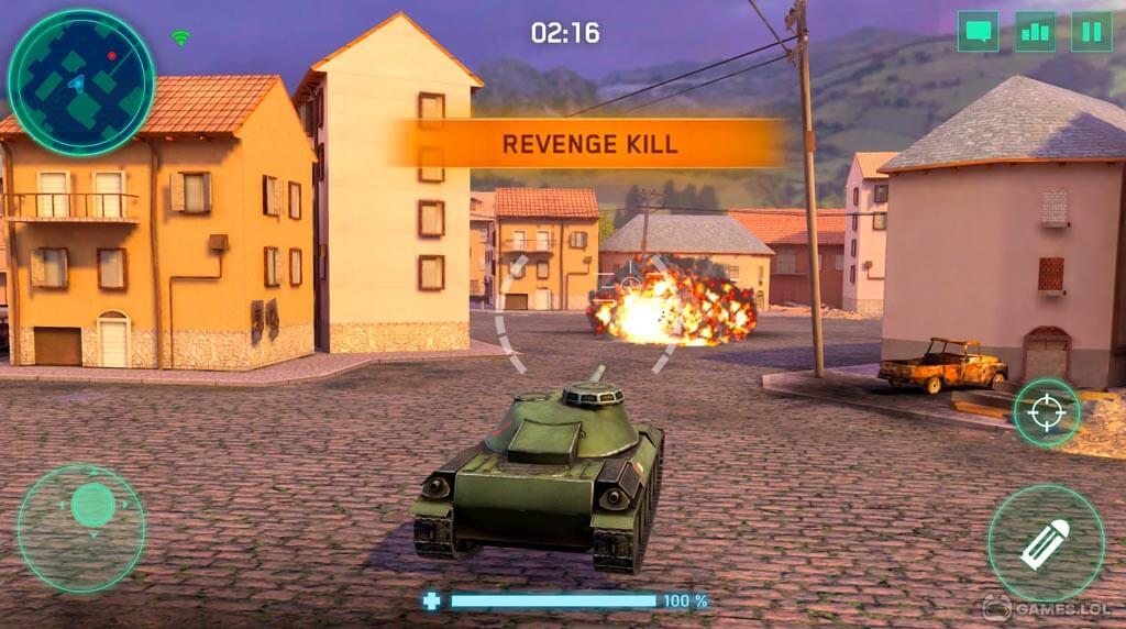 war machines download PC