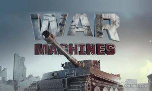 Play War Machines: Free Multiplayer Tank Shooting Games on PC