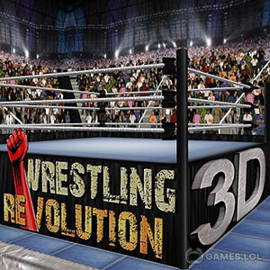 Play Wrestling Revolution 3D on PC