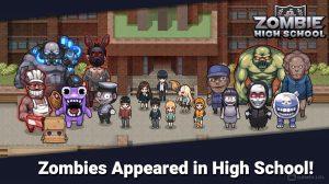 zombie high school download free