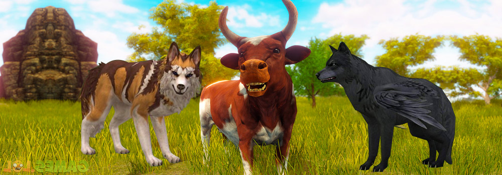 WildCraft: Animal Sim Online 3D Free PC Download