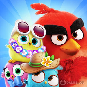 Play Angry Birds Match – Free Puzzle Game on PC