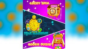 cookie clickers dozers and spin machine