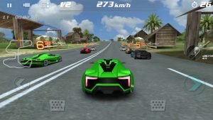 crazy for speed starting point