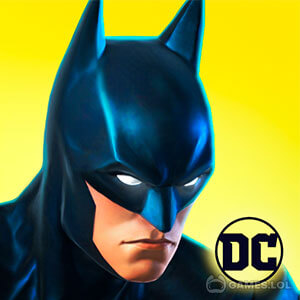 Play DC Legends: Battle for Justice on PC