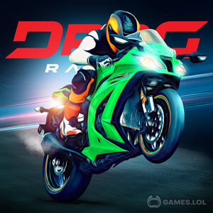 Play Drag Racing: Bike Edition on PC