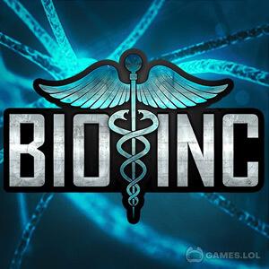 Play Bio Inc – Biomedical Plague and rebel doctors on PC