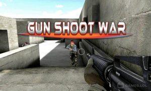 Play Gun Shoot War on PC