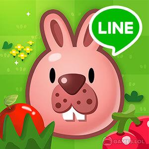 Play LINE PokoPoko on PC