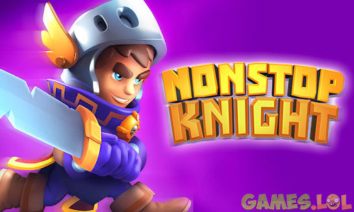 Play Nonstop Knight – Idle RPG on PC
