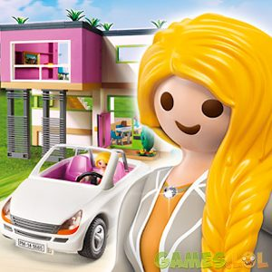 Play PLAYMOBIL Luxury Mansion on PC