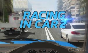 Play Racing In Car 2 on PC