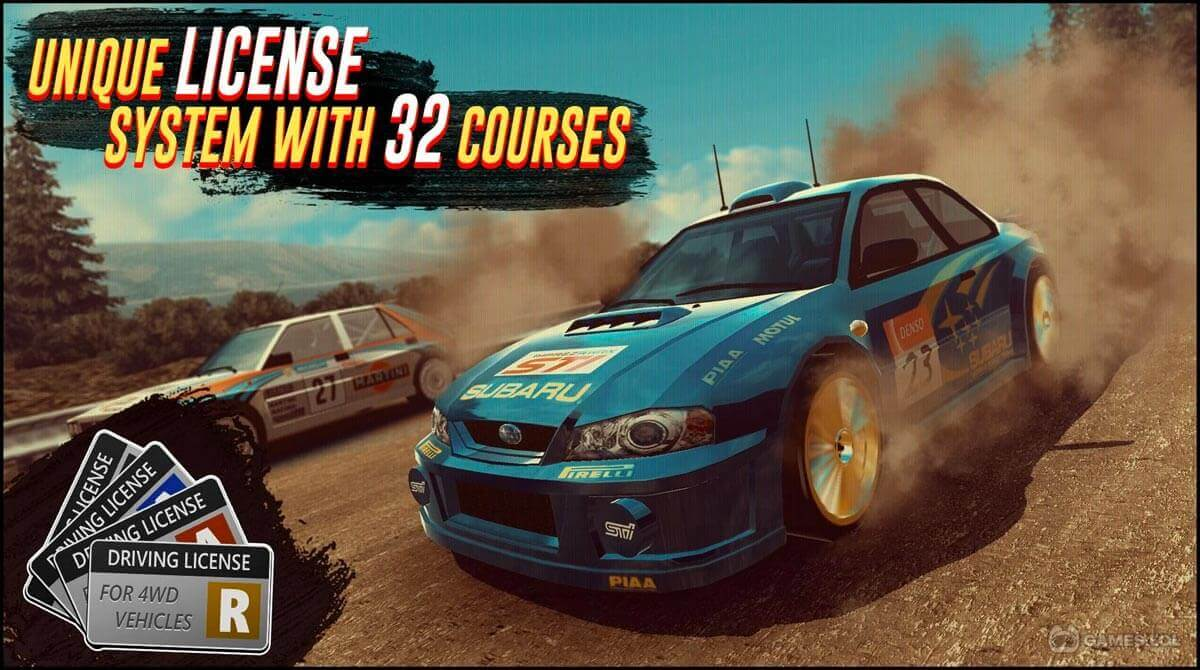 rally racer evo download PC