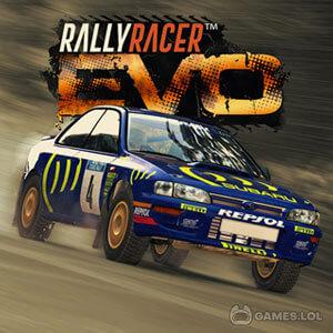 Play Rally Racer EVO® on PC