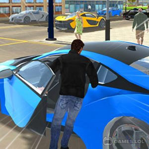 Play Real City Car Driver on PC