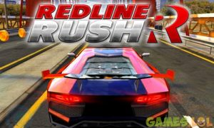 Play Redline Rush: Police Chase Racing on PC
