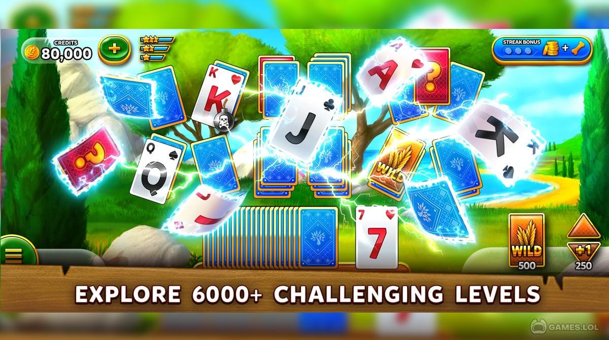 solitaire grand harvest download PC free