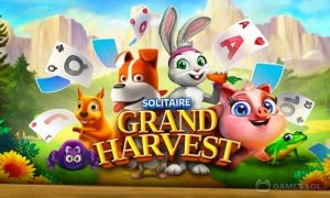 Play Solitaire – Grand Harvest – Tripeaks on PC