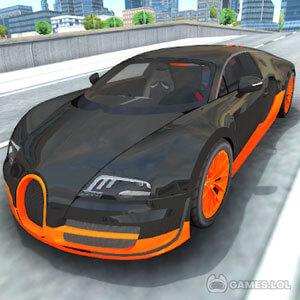 street racing car free full version