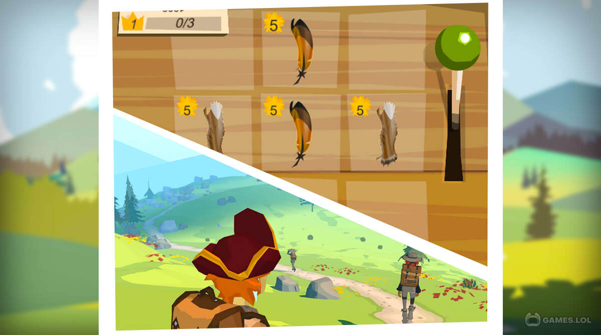 the trail download PC free