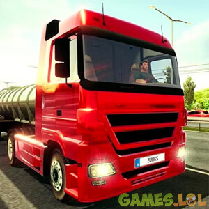 Play Truck Simulator 2018 : Europe on PC