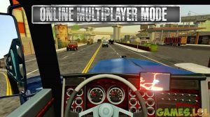 Truck Simulator USA First Person