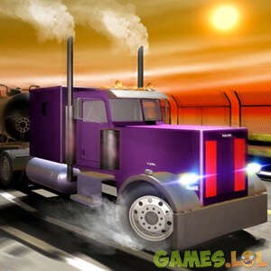 Play Truck Simulator USA on PC
