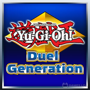 Play Yu-Gi-Oh! Duel Generation on PC